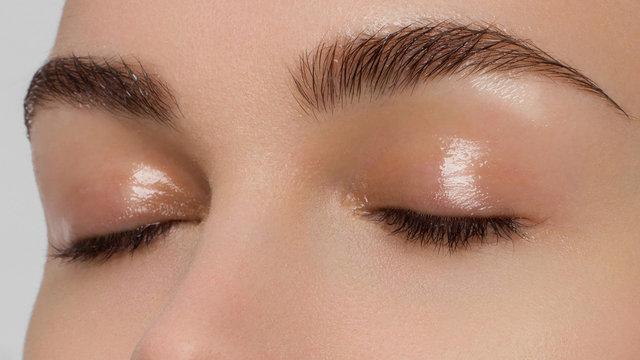 五種方法處理過深氧氣眉