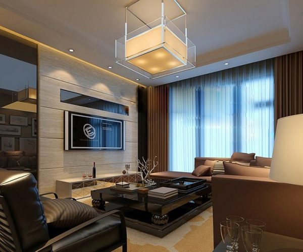 不必裝過多軌道射燈?客廳設計這五個關鍵點你一定不可以忽視