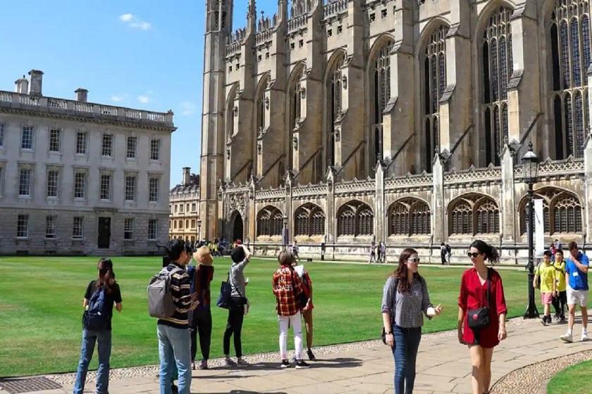 英國大學中的不張揚尖子生
